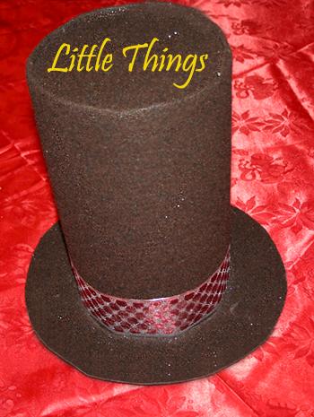 Christmas Carol hat